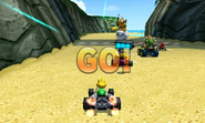 Rocket Start (Mario Kart 7)