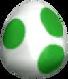Yoshi Egg - Mario Kart Double Dash