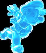 Ice Mario - Mario Kart X
