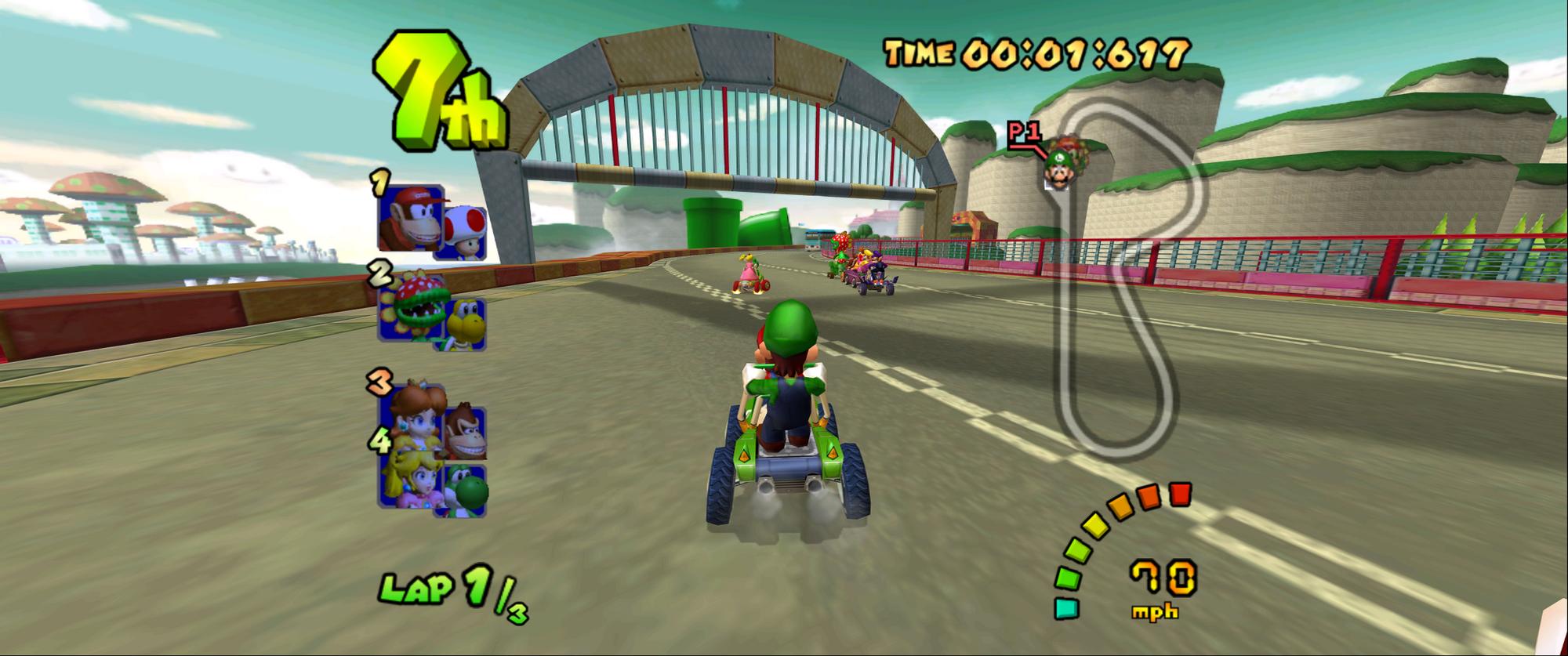 Mirror Mode | Mario Kart Racing Wiki | FANDOM powered by Wikia