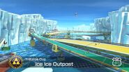 MK8 Ice Ice Outpost