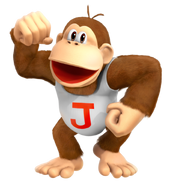 Donkey Kong Jr - Mario Kart X