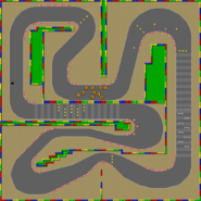 SNES Mario Circuit 4
