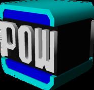 POW Block Model - Koopa Kart Wii