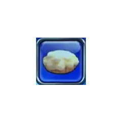 The Pie icon during a race.