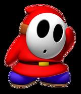 Shy Guy - Mario Kart X