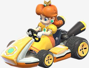 Daisy Mario Kart Racing Wiki Fandom