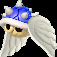 Flying Spiny Shell - Mario Kart 8