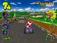 Luigi Circuit (GCN) - 2