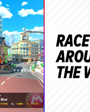 Tokyo Blur 1 Mario Kart Racing Wiki Fandom