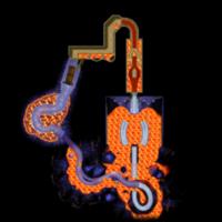 Bowser's Castle (Mario Kart 7) (Map)