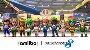 Mario Kart 8 amiibo Suits