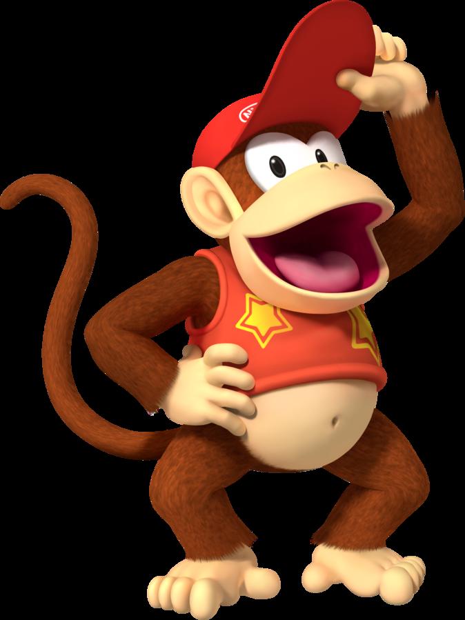 Diddy Kong Mario Kart Racing Wiki Fandom