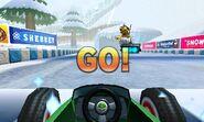 Rocket Start (Mario Kart 7 First Person)