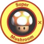 MK64 Golden Mushroom