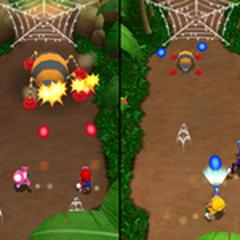 The <i>Mario Party 7</i> minigame