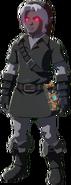 Dark Link - Mario Kart X