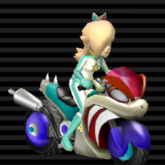 Flame Runner (Bowser Bike)