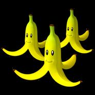 Triple Banana Icon - Mario Kart Wii