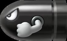 Bullet Bill - Koopa Kart Wii