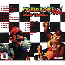 Mario Kart 64 Race Tracks Mario Kart Racing Wiki Fandom