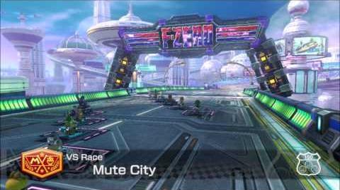 Mario Kart 8 F-Zero Ending Theme - Ultra Quality