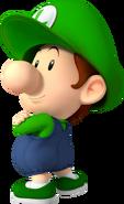 Baby Luigi - Mario Kart X