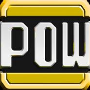 Gold POW Block - Mario Kart 7