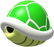 Green Shell - Mario Kart 64