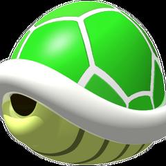 Green Shell (MK64)