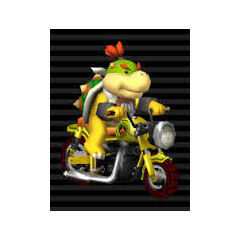 Bowser Jr. on his <a href=