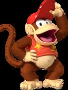Diddy Kong - Mario Kart X