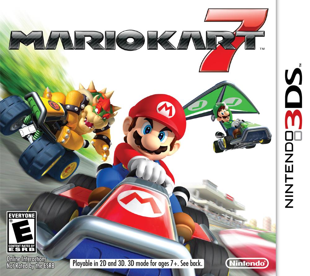Mario Kart 7 | Mario Kart Racing Wiki | FANDOM powered by Wikia