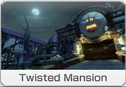 MK8- Twisted Mansion