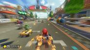 Rocket Start (Mario Kart 8 Deluxe)