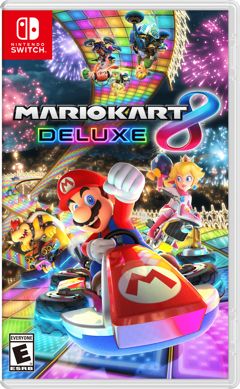 Mario Kart 8 Deluxe Mario Kart Racing Wiki Fandom