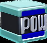 Blue POW Block - Super Mario 3D World