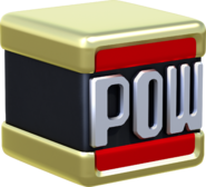 POW Block - Super Mario 3D World