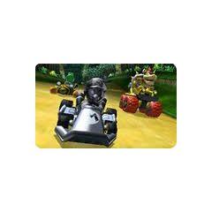 Metal Mario as he appears in <i>Mario Kart 7</i>