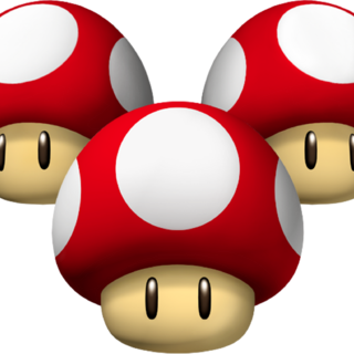 Triple Mushrooms