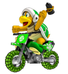 HAmmer Bro bike