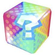 Mario Kart 7 (item box)
