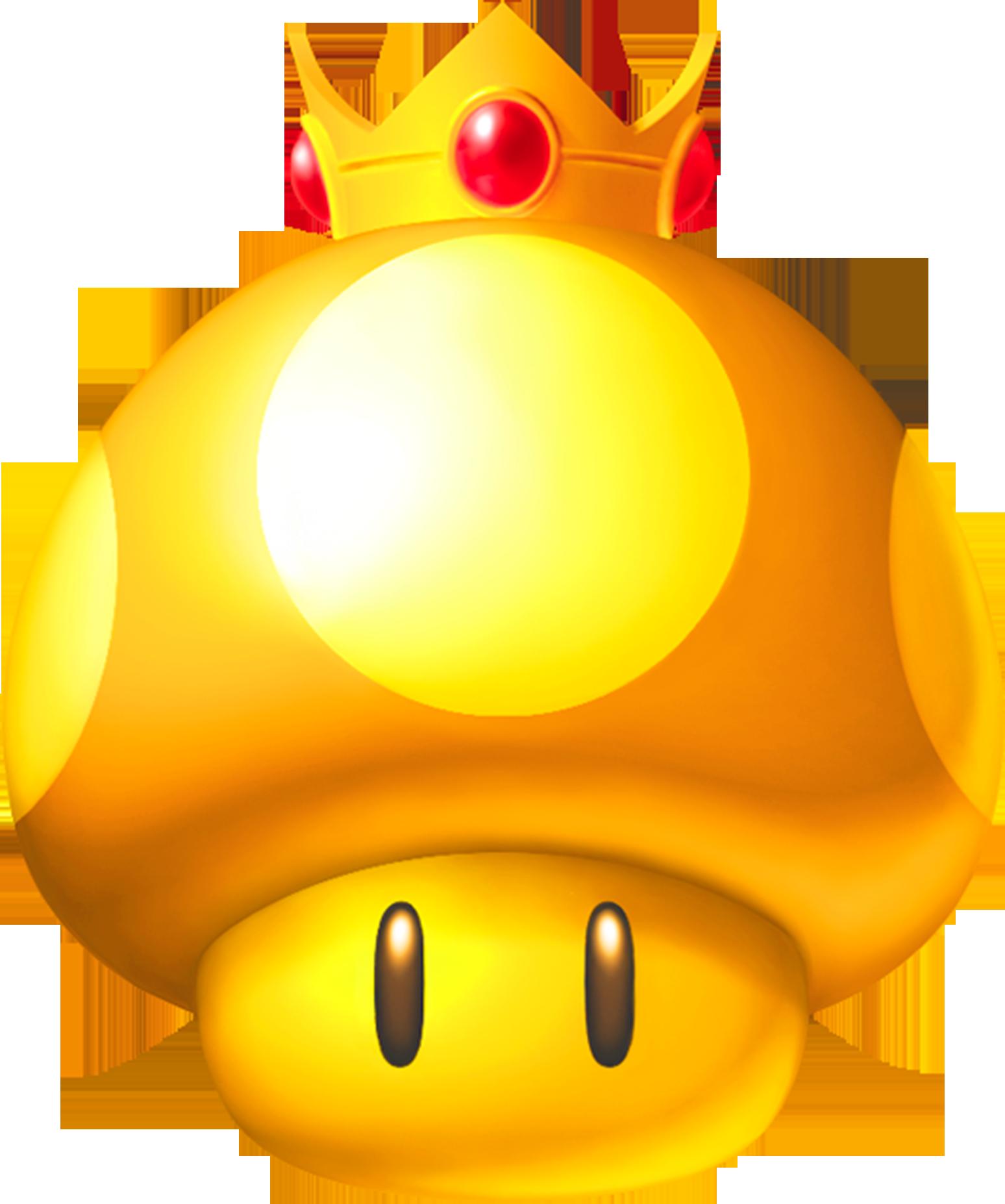 Image result for mario kart gold mushroom