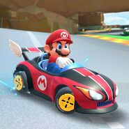 MKT Mario Wild Wing