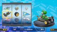 Tri-Speeder (Yoshi) (2)