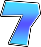 MK7 Number 7 Icon