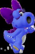 Purple Birdo - Mario Kart X