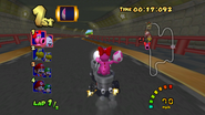 MKDD Mario Circuit 4