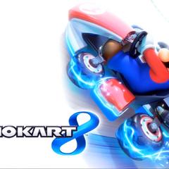 <i>Mario Kart 8</i>