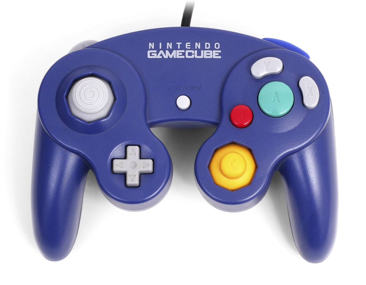 Nintendo GameCube controller | Mario Kart Racing Wiki | FANDOM
